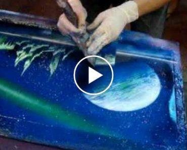 Pinturas Em Spray, Impressionante!!! 7