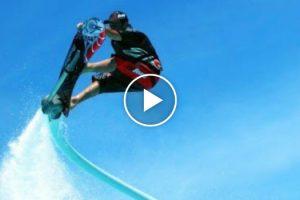 Hoverboard Versão Aquática... Brutal!!! 10