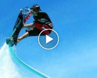 Hoverboard Versão Aquática... Brutal!!! 5