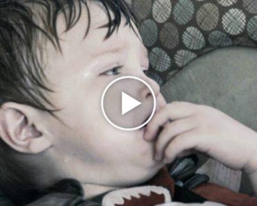 Vídeo Mostra Drama De Uma Criança Esquecida No Interior De Um Carro!!! 4