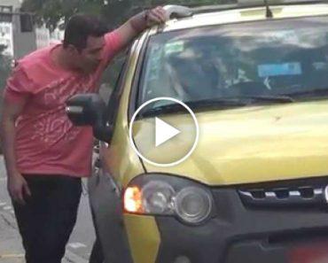 Veja Como Reagiram Os Taxistas Quando Dois Homens Lhes Perguntaram Onde Podiam Apanhar Um Uber 4