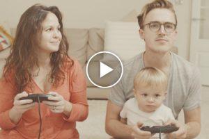 Pai Faz Vídeo Invulgar Para Anunciar Gravidez e Torna-se Viral 7