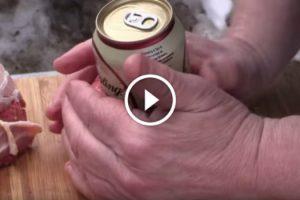 Como Fazer Um Churrasco Perfeito Usando 1 Lata De Cerveja 10