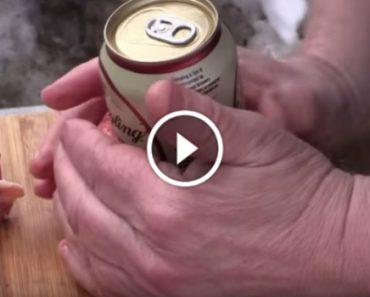 Como Fazer Um Churrasco Perfeito Usando 1 Lata De Cerveja 3