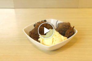 Ele Juntou Farinha Ao Gelado e Criou Um Delicioso Bolo De Chocolate No Micro-Ondas 10