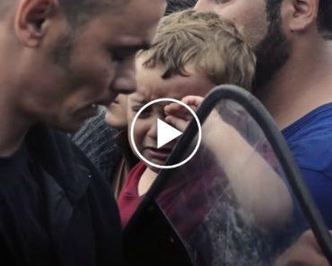 E Se Fosse o Seu Filho? O Vídeo Que Está a Chocar o Mundo 6