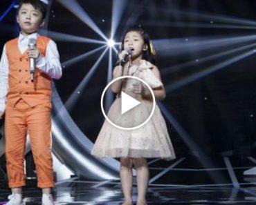 Vai Ficar Surpreendido Com As Vozes Incríveis Destas 2 Crianças 8