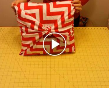 Veja Como Fazer Esta Original Capa Decorativa Para Almofada Sem Costuras! 6