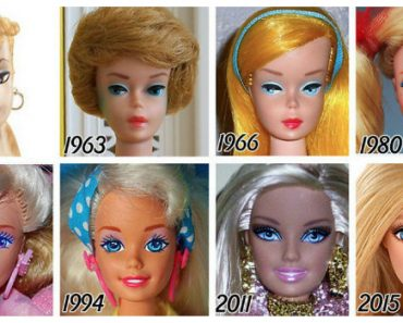 Como Evoluiu a Barbie Durantes Os 56 Anos De Existência 5