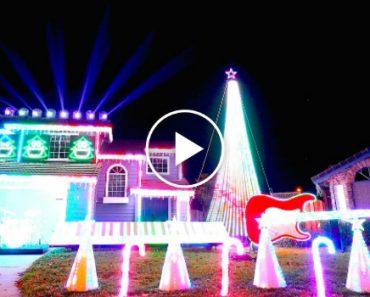 Fã Do Star Wars Faz a Mais Incrível Iluminação De Natal 5