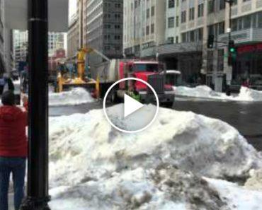 Os Que Vivem Em Zonas De Muita Neve Iriam Adorar Ter Uma Máquina Como Esta 5