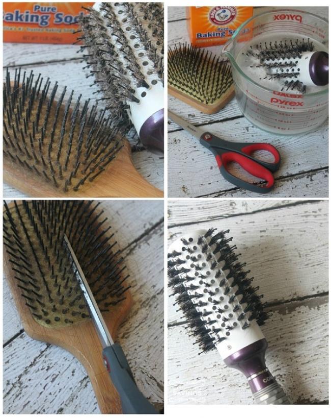 6- Escovas e Pentes