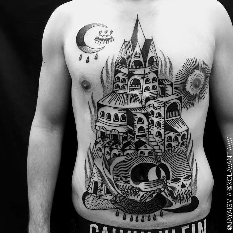 11 Tatuagem