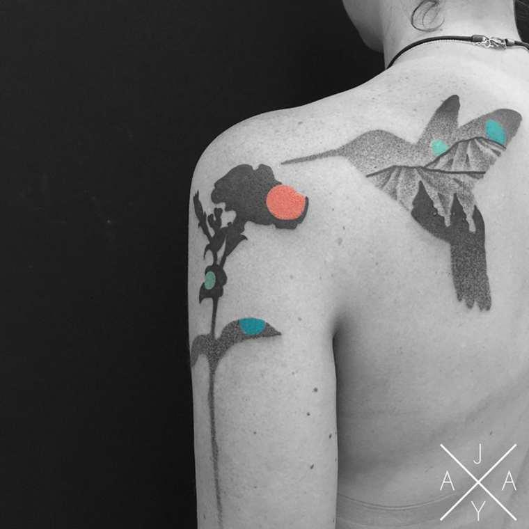 3 Tatuagem