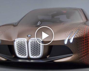 BMW Apresenta Futurístico Protótipo Com Condução Automática 5