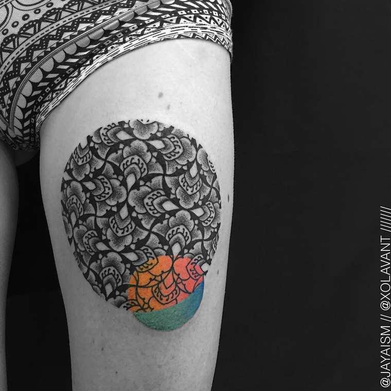 5 Tatuagem