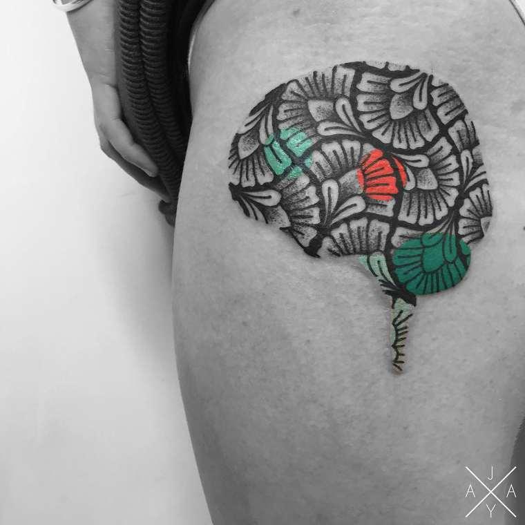 6 Tatuagem