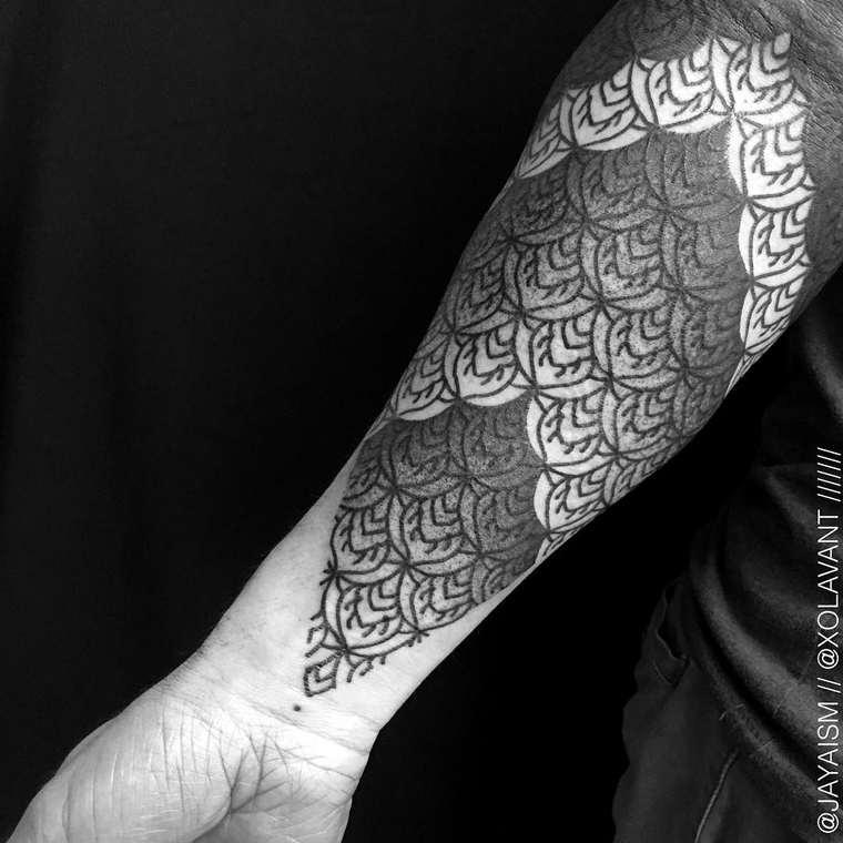 7 Tatuagem