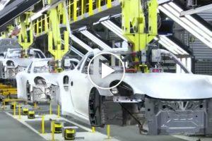 Como Se Fabrica Um Porsche 911 Em 120 Segundos 7