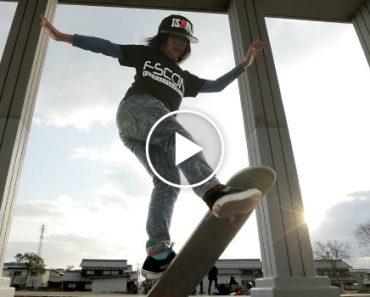 Só Tem 12 Anos, Mas Ele é Capaz De Envergonhar Muitos Profissionais Do Skate 3