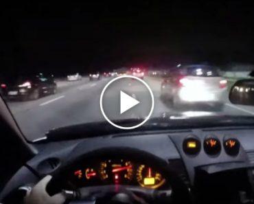 Conduziu Nissan 350Z Nas Ruas De São Paulo Como Se Fosse Um Jogo De Corridas 6