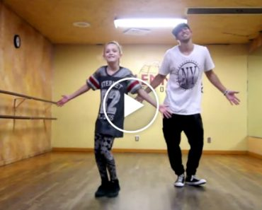 Tem Apenas 11 Anos Mas Dança Como Uma Verdadeira Profissional 4