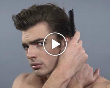 Como Evoluiu a Barba e o Cabelo Dos Homens Nos Últimos 100 Anos 5