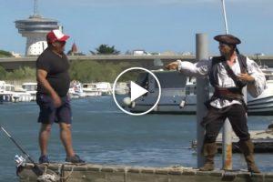 Se o Remi Gaillard Fosse o Pirata Das Caraíbas, Seria Assim: 10