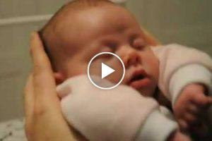 Método Infalível Para Colocar Um Bebé a Dormir 10