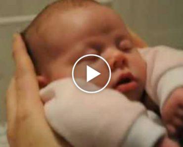 Método Infalível Para Colocar Um Bebé a Dormir 6