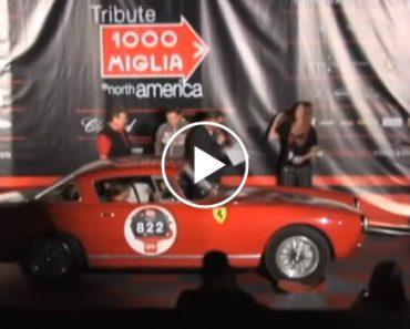 A Apresentação De Um Ferrari Mais Estrondosa De Sempre 4