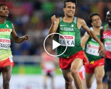 Campeão Paralímpico Dos 1500m Fez Melhor Tempo Que Campeão Olímpico 5