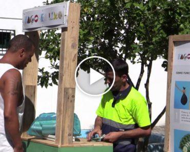 Em Campolide é Possível Trocar-se Lixo Por Dinheiro Incentivando o Comércio Tradicional 4