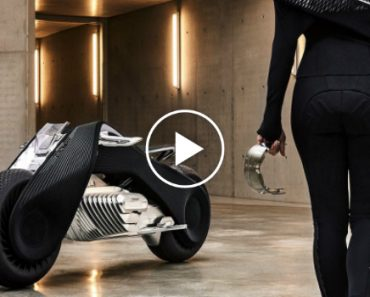BMW Apresenta o Futuro Das Duas Rodas 3