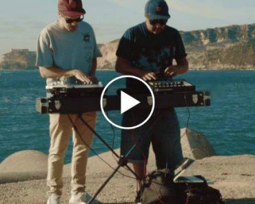 """DJ's Portugueses Fazem Remix Do Tema """"Verdes Anos"""" Como Tributo a Carlos Paredes 2"""