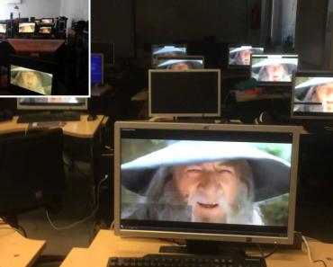Como Se Diverte Estudante De Animação Digital Ao Estar Numa Sala De Computadores Às 5 Da Manhã 8