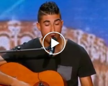 """Jovem Português Faz Atuação Maravilhosa No """"France's Got Talent"""" De Homenagem à Falecida Mãe e Recebe Botão Dourado 2"""