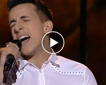 Fernando Daniel Com Atuação Espetacular No The Voice Ao Som De Michael Bolton 4