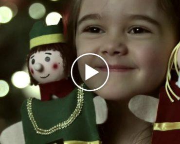 """""""Acredite Na magia Do Natal"""" o Vídeo Que Está a Emocionar a Internet 8"""