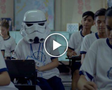 Filme Que Está a Emocionar o Mundo Mostra Uma Mensagem De Esperança Por Trás De Star Wars 4
