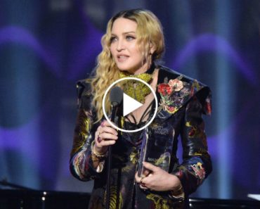 Madonna Faz Emocionante e Poderoso Discurso Ao Ser Escolhida como Mulher Do Ano Pela Billboard 8
