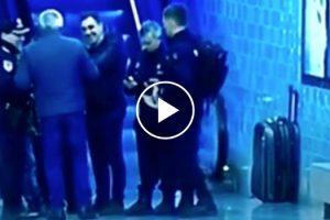 Como Reage a Polícia Portuguesa a Uma Ameaça De Bomba No Metro 10
