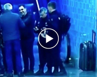 Como Reage a Polícia Portuguesa a Uma Ameaça De Bomba No Metro 2