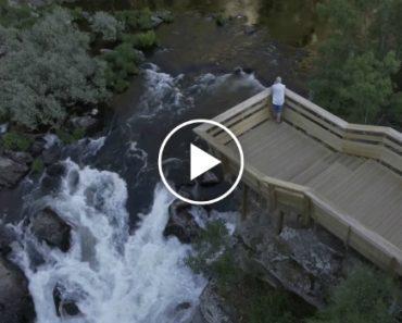 Maravilhoso Vídeo Dos Passadiços Do Paiva Filmado Pelo Melhor Fotógrafo De Viagens Do Mundo 1