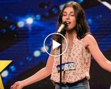 Jovem De 14 Anos Deslumbra e Recebe o 1º Botão Dourado Do Got Talent Portugal 6