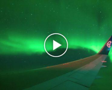 Empresa Da Nova Zelândia Cria Voo Comercial Para Que Passageiros Possam Ver Aurora Austral 9