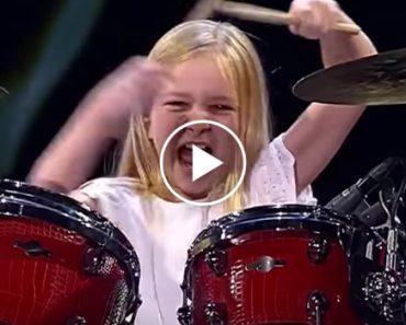 Menina Baterista De 10 Anos Vence Denmark's Got Talent Com Atuações Surpreendentes 2