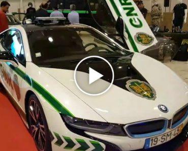 Conheça o BMW Que a GNR Vai Usar Para Escoltar o Papa Francisco Durante a Visita a Fátima 3