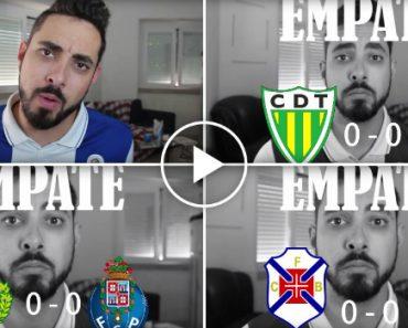 Adepto Portista Resume Época Do FC Porto Em Vídeo Hilariante... e Polémico 1