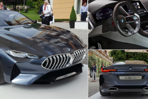 BMW Série 8 Está De Volta 18 Anos Depois e é Simplesmente Fabuloso 10
